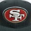 New Era MLB ทีม San Francisco 49ers 59Fifty 🎃ไซส์ 7 5/8 ( 60.6cm ) thumbnail 2