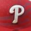 New Era MLB ทีม Philladelphia Philles ไซส์ 7 3/4 ( 61.5cm ) thumbnail 2