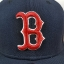 New Era MLB ทีม Boston Redsox ไซส์ 58.7-59.6cm thumbnail 2