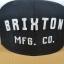 BRIXTON MFG.CO ฟรีไซส์ Snapback thumbnail 2