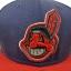 New Era MLB ทีม Clavland Indians ไซส์ 7 5/8 ( 60.6cm ) thumbnail 2