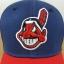 New Era MLB ทีม Clavland Indians ไซส์ 58-59cm thumbnail 2