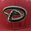 New Era MLB ทีม Arizona Daimondback ไซส์ 7 1/2 ( 59.6cm ) thumbnail 2