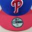 New Era MLB ทีม Philladelphia Phille ไซส์ 7 1/4 แต่วัดได้ ( 58.5cm ) thumbnail 3