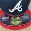 New Era MLB ทีม Atlanta Braves ไซส์ 7 3/8 แต่วัดได้ ( 59.6cm ) thumbnail 3