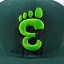 New Era MiLB ทีม Eunine Emeralds ไซส์ 7 1/2 ( 59.6cm ) thumbnail 2
