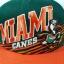 New Era NCAA ทีม Miami Canes ฟรีไซส์ Snapback thumbnail 2