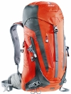 Deuter Act Trail 24 papaya-granite (orange-grey)