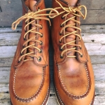 *Vintage RED WING 875 made in USA size 7E*