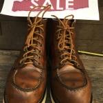 13.SALE VintageRedwing875 size 8D