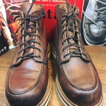 7.Red wing 1907 size 8D