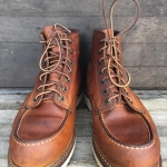 *Red wing 1907 size 10D *
