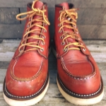 *RED wing 8131 size 4E *