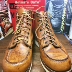 11.Vintage RED WING 875 made in USA size 8.5E