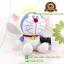 ตุ๊กตาโดเรม่อน 12 นักษัตร ท่านั่งปีแพะ 7 นิ้ว [Fujiko Pro] thumbnail 3