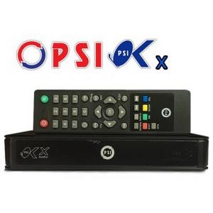 เครื่องรับสัญญาณดาวเทียม PSI OKX SD