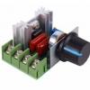 บอร์ดควบคุมความเร็วมอเตอร์ AC 50-220V 2000W