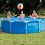 สระว่ายน้ำสำเร็จรูป 10 ฟุต แบบกลม thumbnail 1