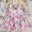 ชุดเซ็ทสาวน้อย เสื้อสายเดี่ยวลายดอกกุหลาบ + กางเกงสีขาวใส่คู่กันลงตัวมาก ผ้าใส่สบายมากค่ะ thumbnail 3
