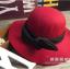หมวกเด็กสีแดง (รอบศรีษะ 54cm) ประมาณ 3-8ปี thumbnail 2