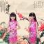 ชุดกี่เพ้าสีโรส ลายดอกไม้ ใส่วันตรุษจีนน่ารักมากๆค่ะ thumbnail 2