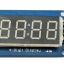 "7 Segment 4 Digit Display LED Module Clock For Arduino 0.36"" thumbnail 1"