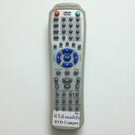 รีโมทดีวีดี คอมโป DVD Compro กระดูกปุ่มเขียว