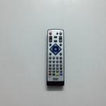 รีโมทกล่องดิจิตอลทีวี THAISAT เงิน