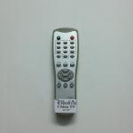 รีโมททีวีจีนทั่วไป 07D5A ลงหลายยี่ห้อ