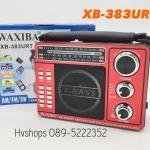 วิทยุ FM -AM ทรานซิสเตอร์ WAXIBA รุ่น 383URT
