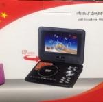 เครื่องเล่นดีวีดีพกพา DVD ยี่ห้อ VR ขนาด 7.8 นิ้ว