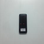 รีโมททีวีพานาโซนิคจอธรรมดา Panasonic แบนดำ