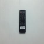 รีโมททีวีพานาโซนิคจอธรรมดา Panasonic ยาวดำ