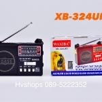 วิทยุ FM -AM รุ่น XB-324URT