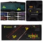 คีย์บอร์ด keyboard nubwo nk-010