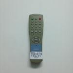 รีโมททีวีจีนทั่วไป 55L7R ลงหลายยี่ห้อ