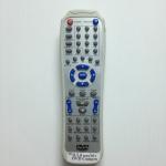 รีโมทดีวีดี คอมโป DVD Compro กระดูกปุ่มน้ำเงิน