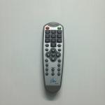 รีโมทจานดาวเทียม ดีทีวี DTV เทา
