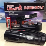 ไฟฉายตำรวจ LED Ultrafire cree PL-101B