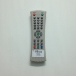 รีโมททีวีจีน TCL กระดูกปุ่มสี