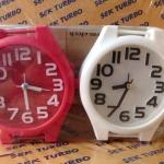 นาฬิกาปลุก ทรง ข้อมือ แพ็ก 2 ตัว