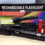 ไฟฉายตำรวจ LED Ultrafire cree PM-110