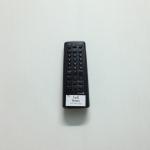 รีโมททีวีโซนี่จอธรรมดา Sony 869 ดำ