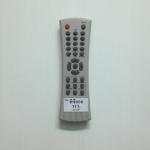 รีโมททีวีจีน TCL กระดูกไม่มีปุ่มสี
