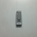 รีโมททีวีพานาโซนิคจอแบน Panasonic ขาวตัด 0403