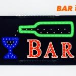 ป้ายไฟ LED Bar สี