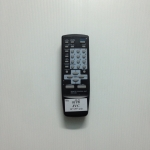 รีโมททีวีเจวีซี จอแบน JVC RM-C368 ดำ