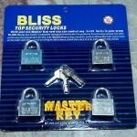 กุญแจชุด Bliss 40 mm