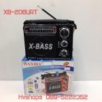 วิทยุ fm WAXIBA รุ่น XB-206URT