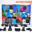 กล้องติดรถ Action Camera รุ่น W90 แบบ wifi thumbnail 1
